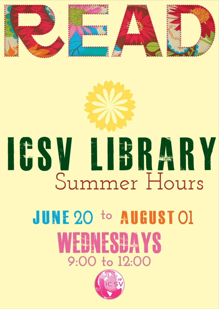 Library Poster – Dax Graphics☧