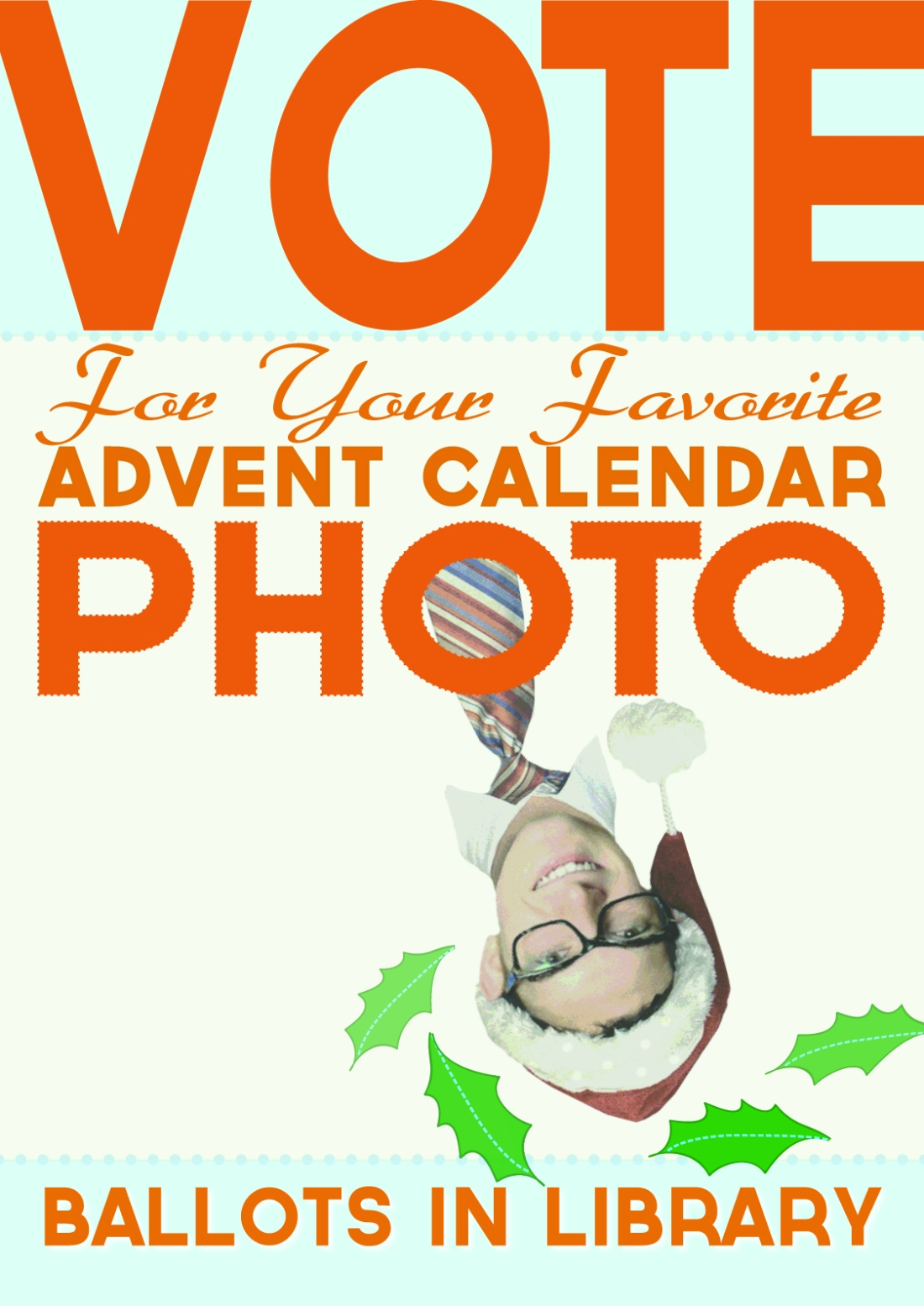 Vote Poster 2013