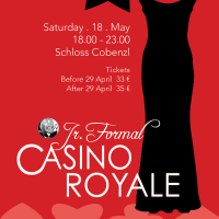 New Poster Design :: ICSV Jr. Formal 2013