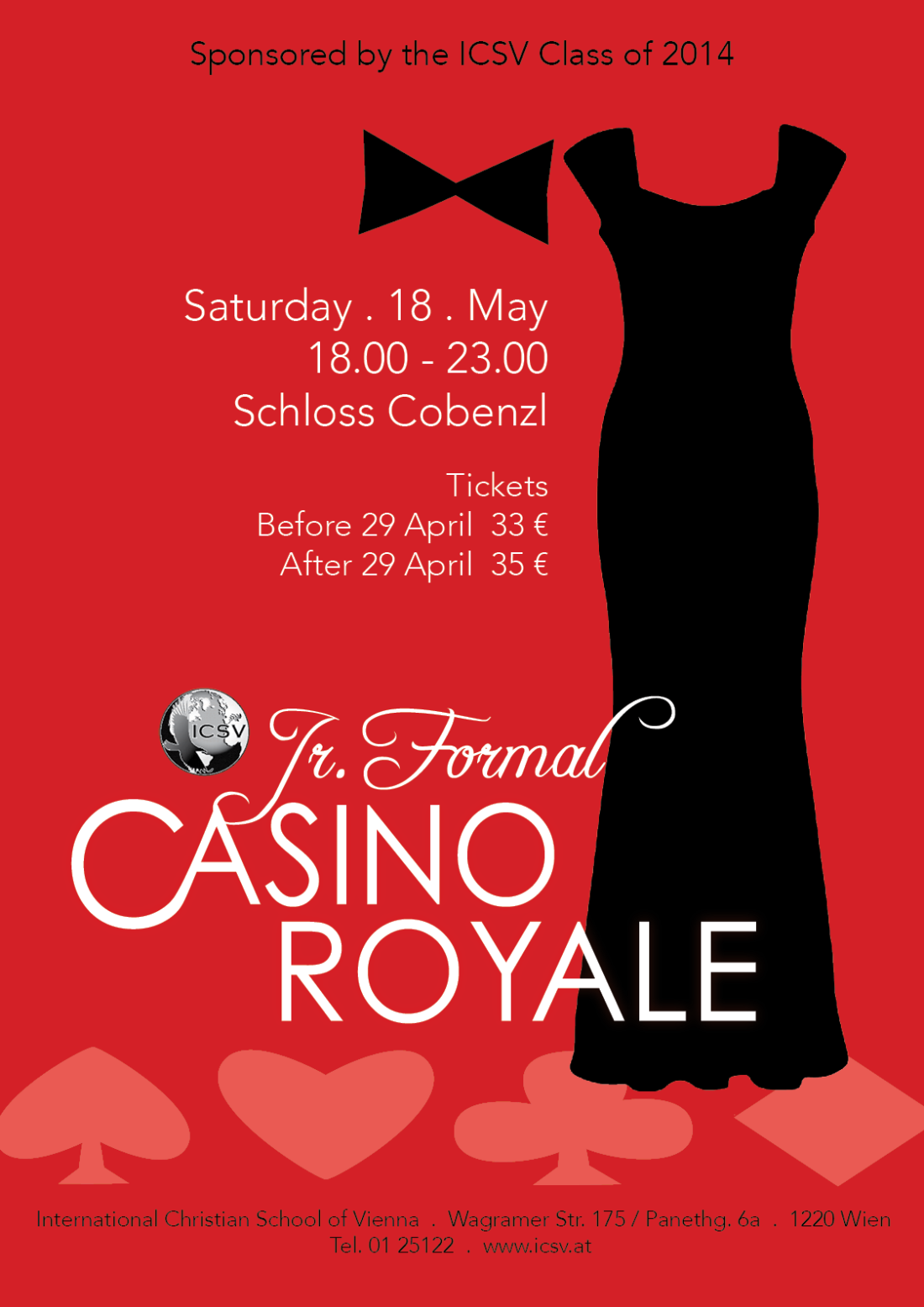 Casino Royale Draft Poster