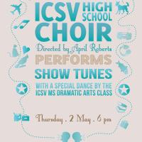 ICSV HS Spring Concert Poster 2013 - Pending Approval