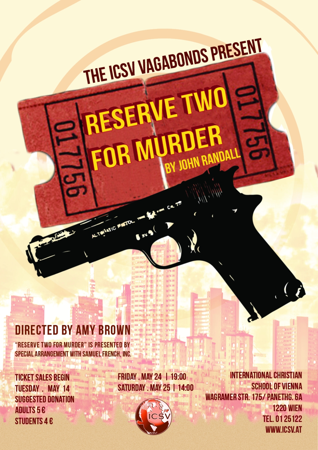Reserve Two For Murder Draft 7