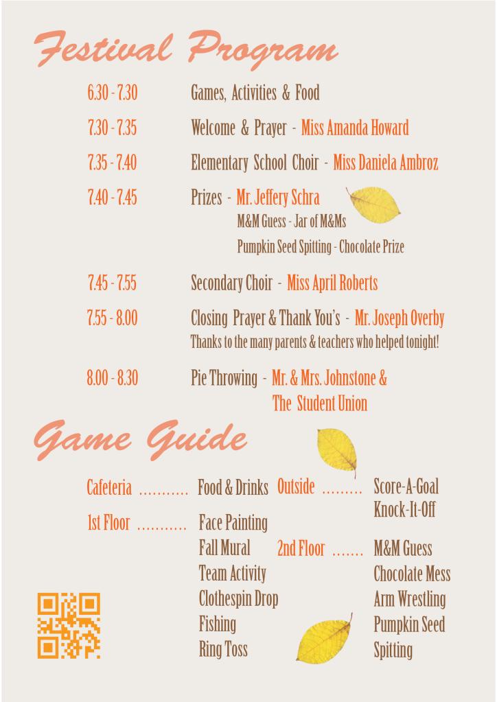 ICSV Fall Festival 2013 Program-02