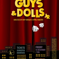 ICSV Guys & Dolls Poster - Final Draft - Coming Soon - December 13 & 14