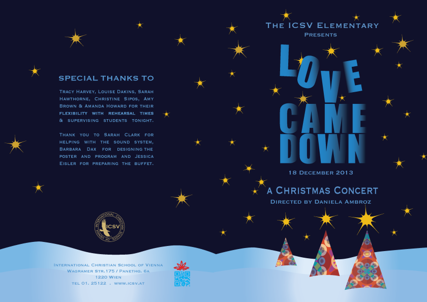 EL Christmas Concert Program 2013-01