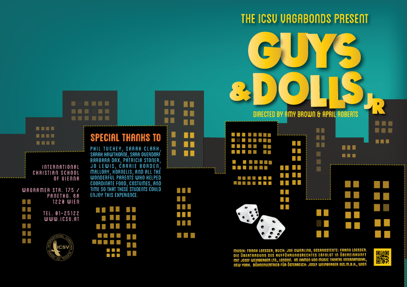 Guys & Dolls Program 2013-01
