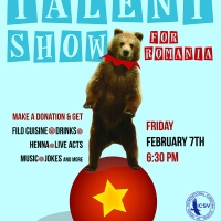 New!  ICSV Fundraising Poster - Talent Show 2014 ... Coming soon!