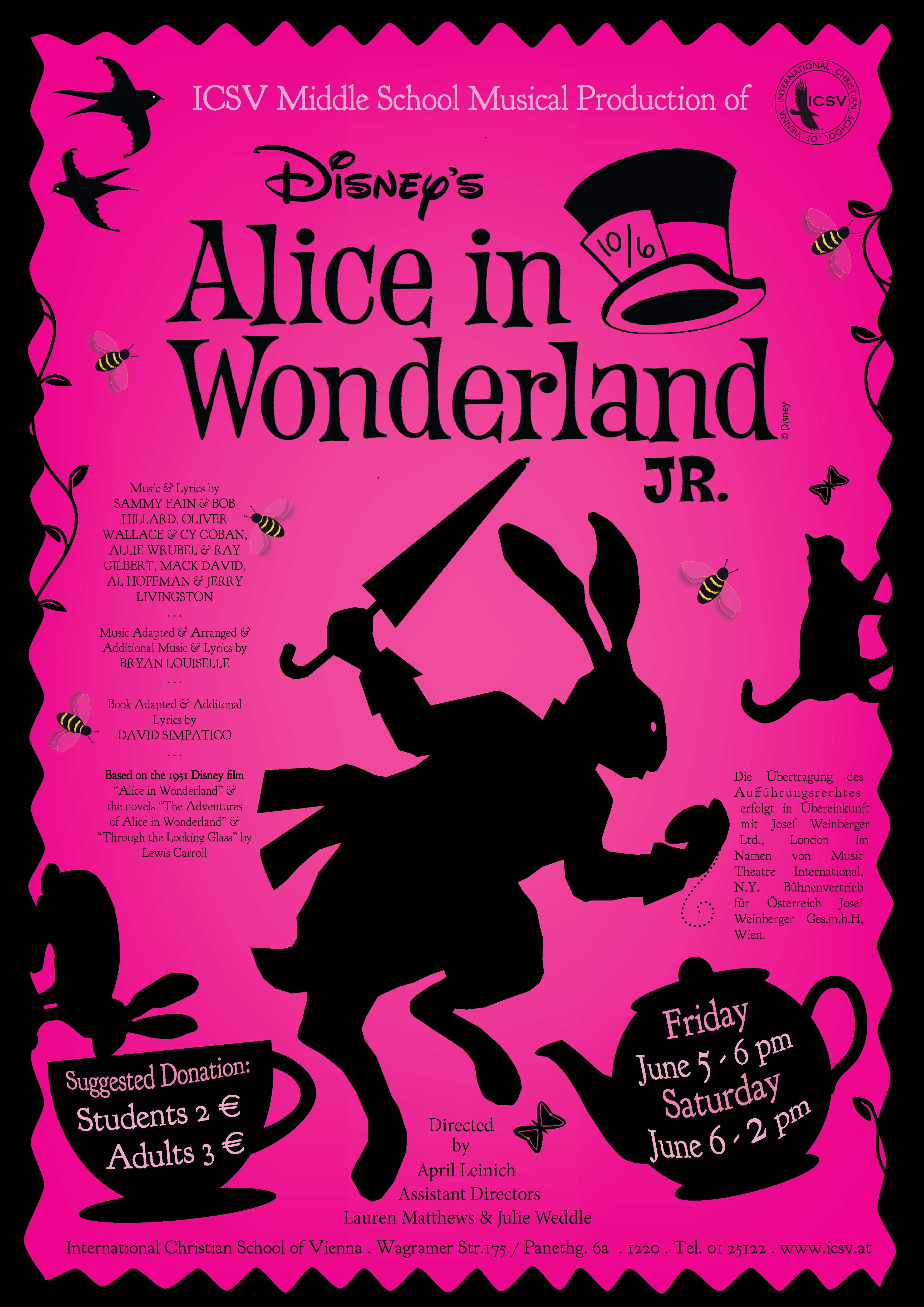 Alice in Wonderland Poster-Last -01