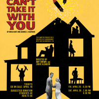 Newest Poster: ICSV Vagabonds Present You Can't Take it With You | April 2016