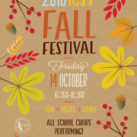 The New 2016 ICSV Fall Festival poster!