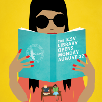 The 2016 ICSV Library Opens Poster