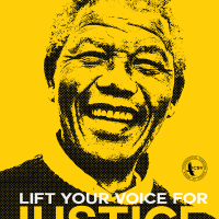 Latest poster - one of my favorites so far!  18 May 2017 - Lift Your Voice for Justice - presented by ICSV Secondary Choirs!